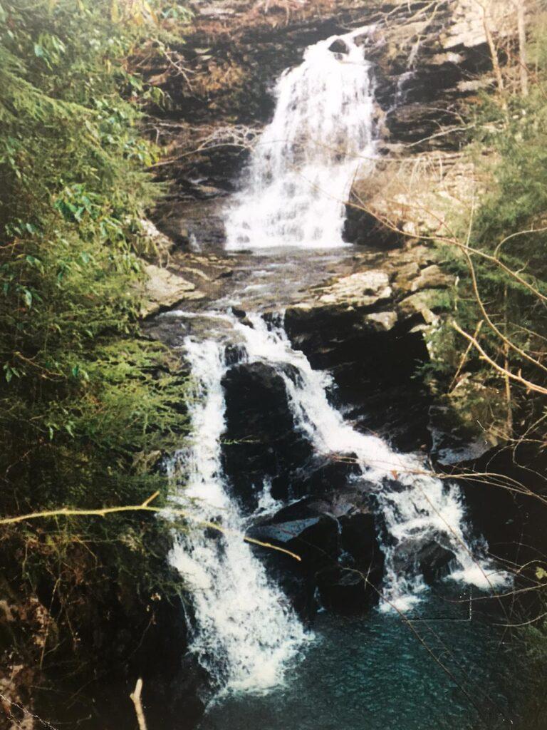 Running water Tennessee creek